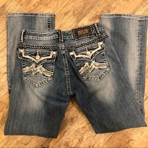 Miss Me Easy Boot Cut 28